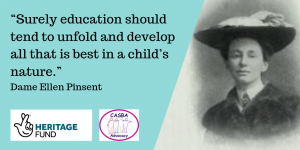 A quote by Dame Ellent Pinsent